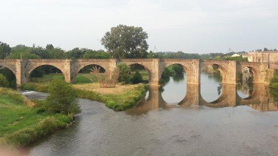 Le Martinet Rouge: Bridge