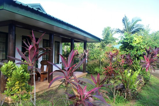 Amoa Resort: Our room