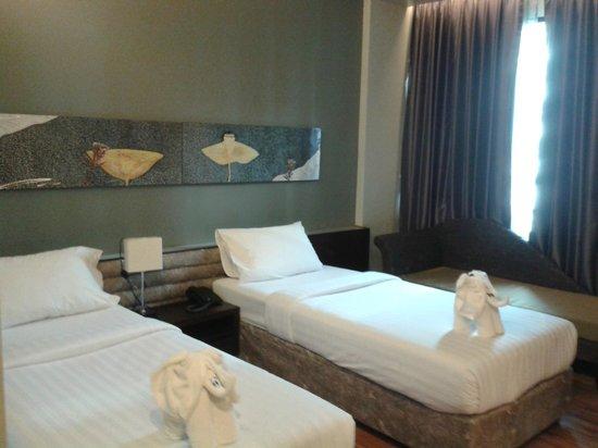 Bangkok Venice Suite : bedroom