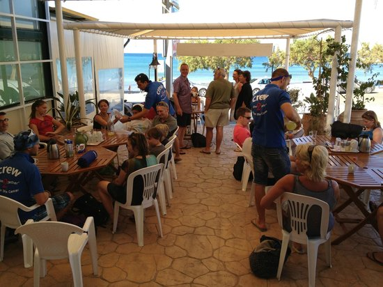 Dive2gether Crete: a wonderful start to the day...