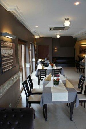 Impreza Restaurant: sala