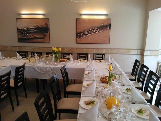 Impreza Restaurant: przyjęcie