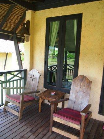 Phu Pai Art Resort: Nice balcony