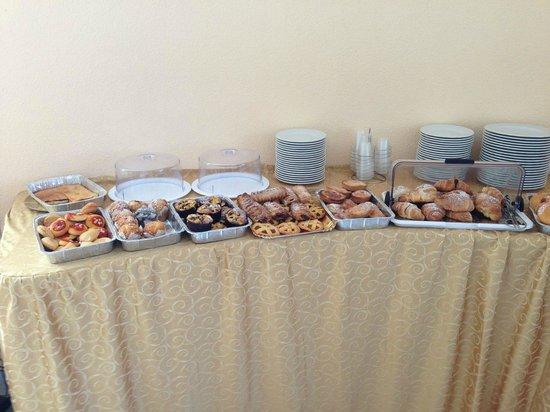 Samana Bed : le super colazioni preparate da Adriana!!!!