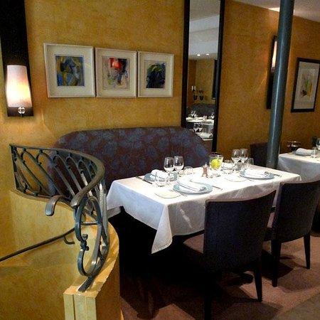 La Cuisine : la salle du restaurant
