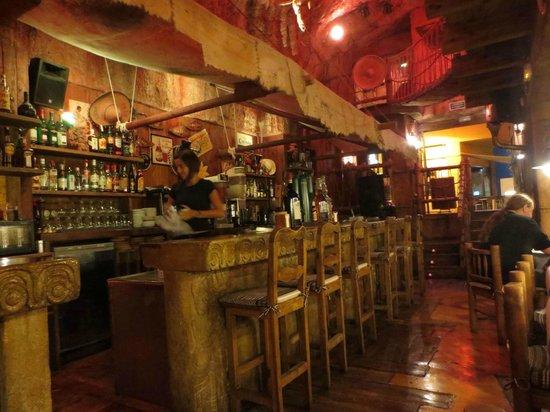 Tijuana Tex-Mex : The bar