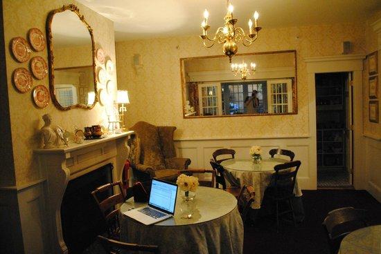Mary Prentiss Inn: Attractive decor