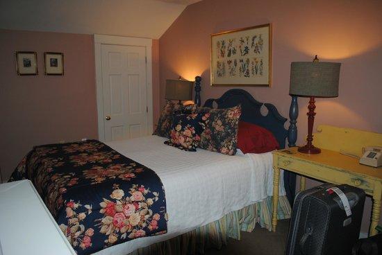 Mary Prentiss Inn: Upstairs suite