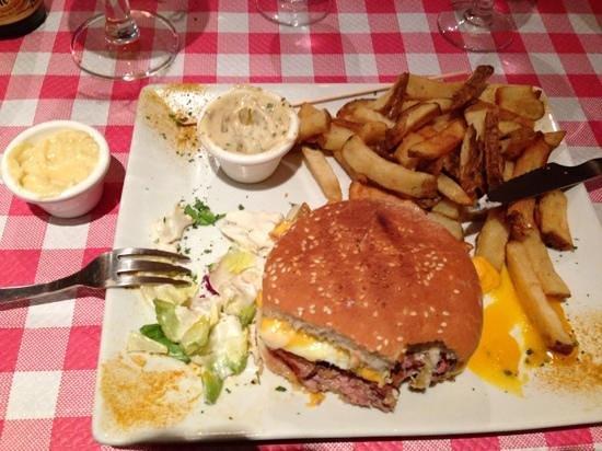 Le Ranch : Ranch Burger