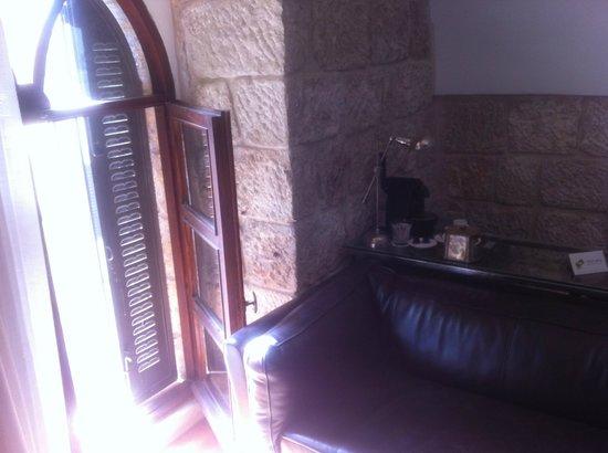 Alegra - Boutique Hotel: room window