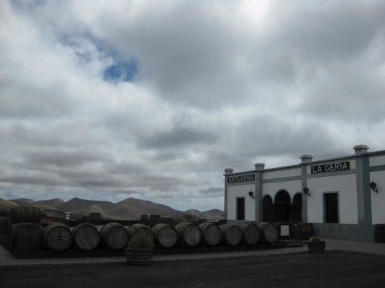 Casa el Morro: One of the wineries
