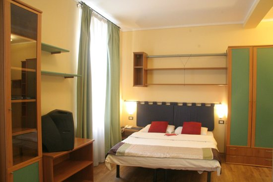 Central Hotel Tiepolo: Room