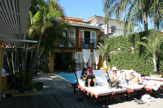 Vila D'este: Area outside