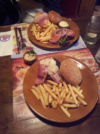 Foster's Hollywood : panini