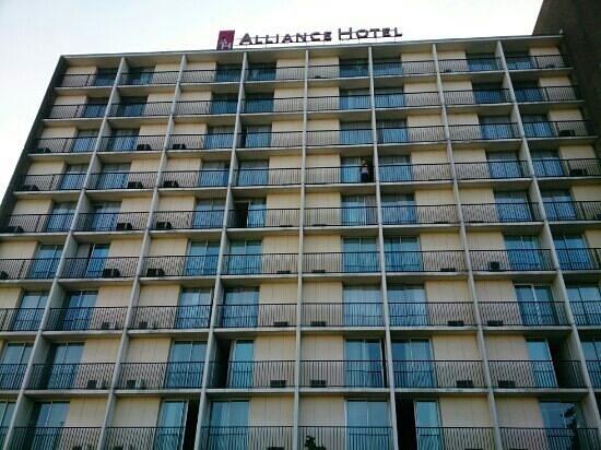 Alliance Hotel Liege - Palais des congres : Alliance Hotel