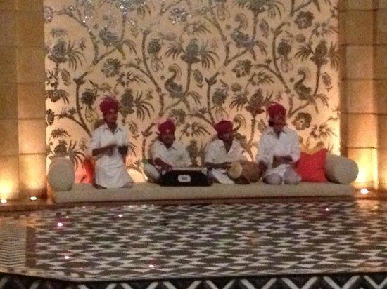 The Leela Palace Udaipur: Cultural programme