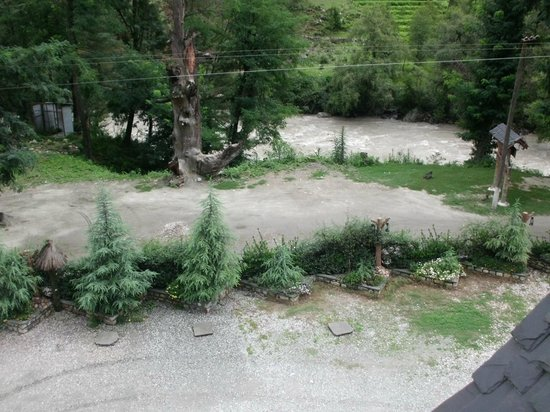 Kasol, India: Parvati River