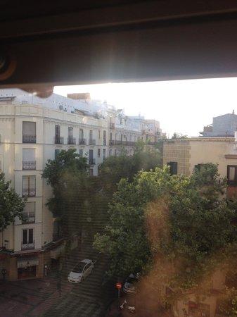 AC Hotel Carlton Madrid : Views from room