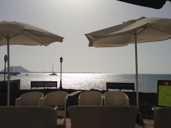 Alta Marea: View from the tables