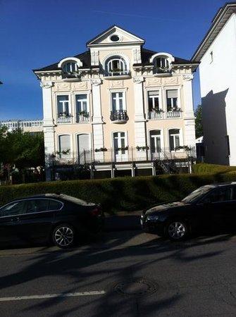 Hotel Villa Am Kurpark Photo