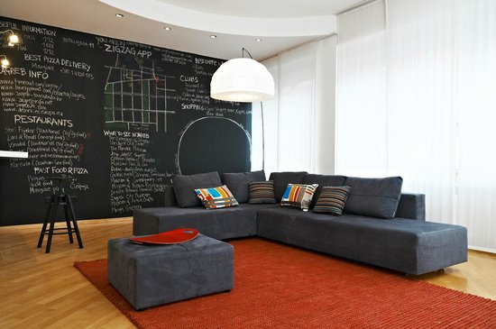 ZIGZAG Integrated Hotel Zagreb: P1 Apartment