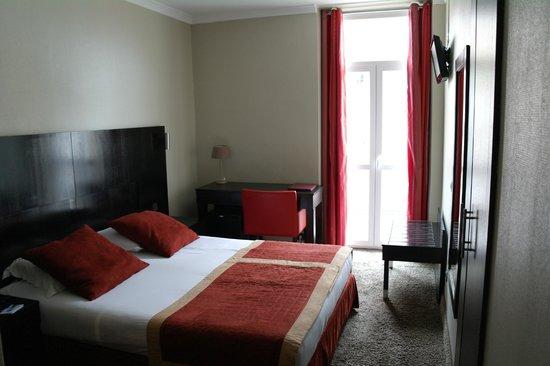 Hotel Suede: unser Zimmer 442