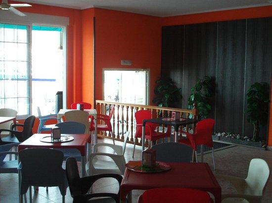 Hotel Marina: Dining room