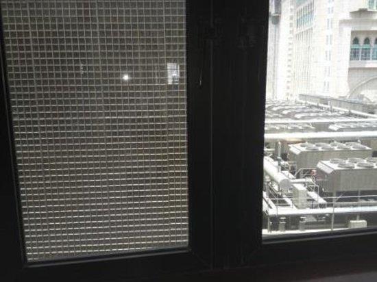 Elaf Ajyad Hotel: Your 4 Star window view