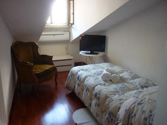 San Pietro A Corte B&B: single room