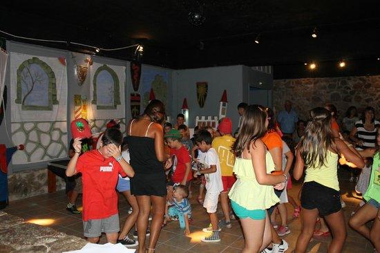 AKS Porto Heli Hotel: παιδικό πάρτυ