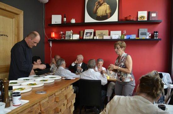 Eetkamer a l\'Infintiste, Antwerp - Restaurant Reviews, Phone ...
