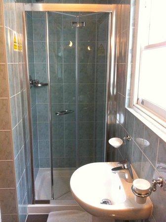 Luna & Simone Hotel: Taken from WC