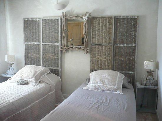 Le Petit Nid de Sophie : twin room