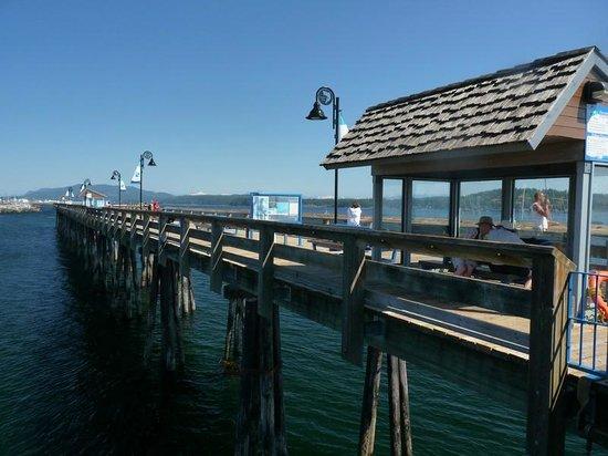 BEST WESTERN Austrian Chalet: Campbell River Pier (3)