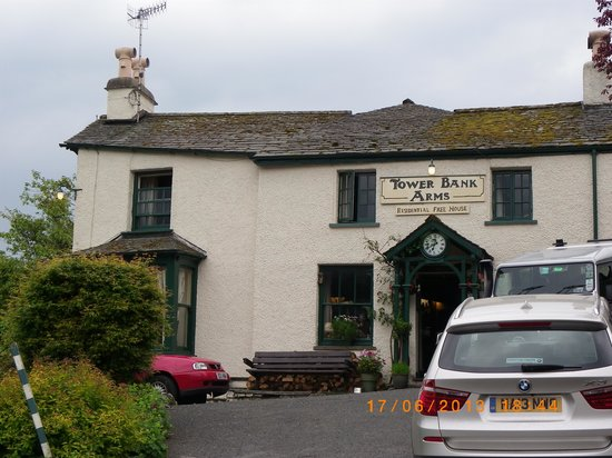 The Coppice Guest House: Tower Bank Arms
