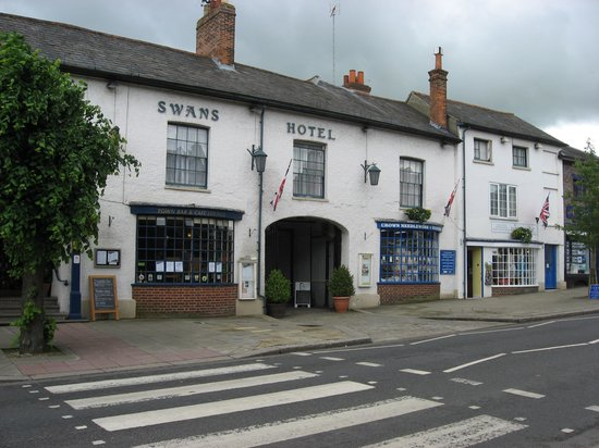 Three Swans Hotel: The Three Swan
