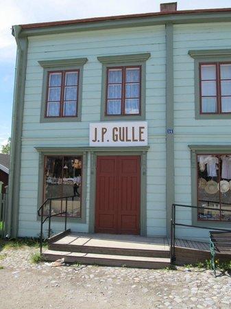 Jamtli: Old building