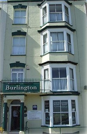 The Burlington: The Hotel