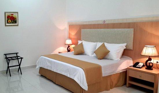 LIQAA Pavilion Residence: Mini-suite king bed