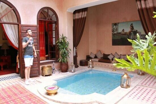 Riad Djemanna : reveil en douceur