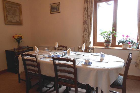Highbury Farm: Dining Room