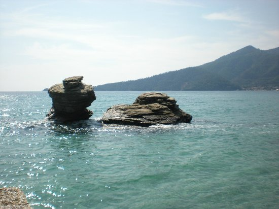 Ioannis Hotel: The sea