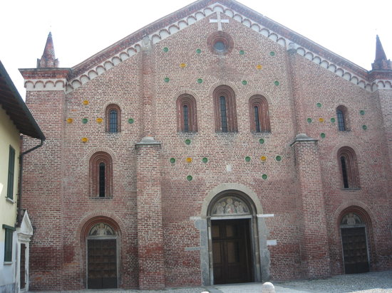 Abbazia di Santa Maria Rossa