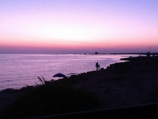 B&B Marebed: il meraviglioso tramonto
