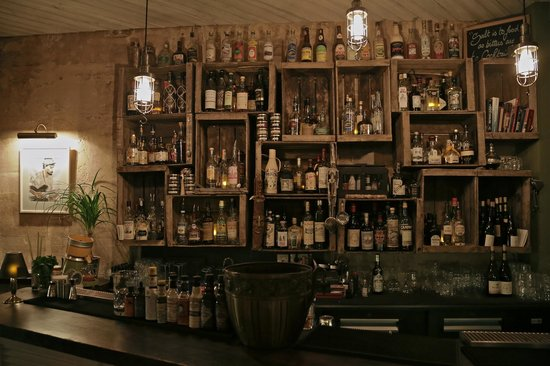 Back bar @ Maria Loca - Picture of Maria Loca, Paris - TripAdvisor