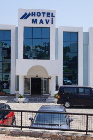 Hotel Mavi Kumsal: Hotel Malvi