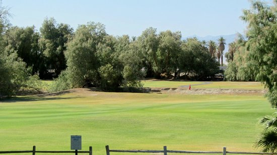 Furnace Creek Inn and Ranch Resort: Golf Course