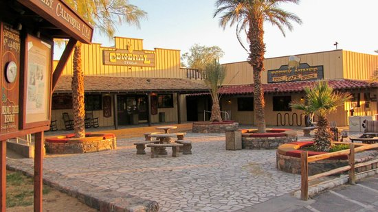 The Oasis at Death Valley: General Store