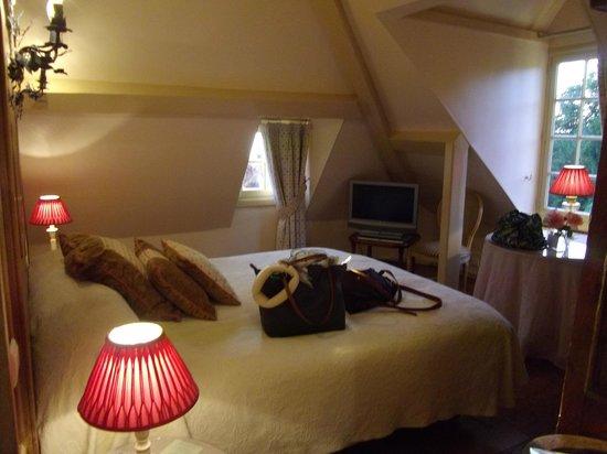 Le Manoir des Impressionnistes & Spa : room