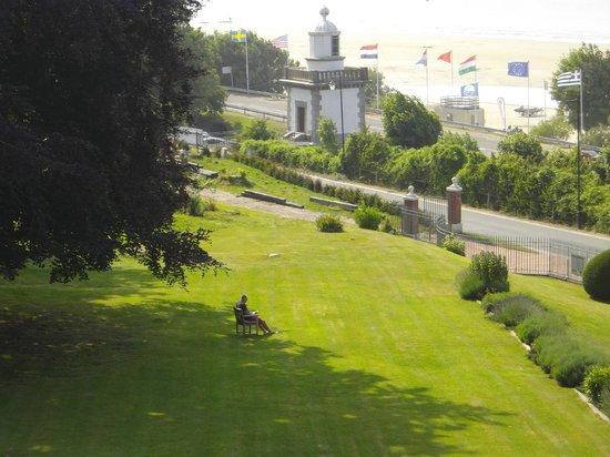 Le Manoir des Impressionnistes & Spa : view